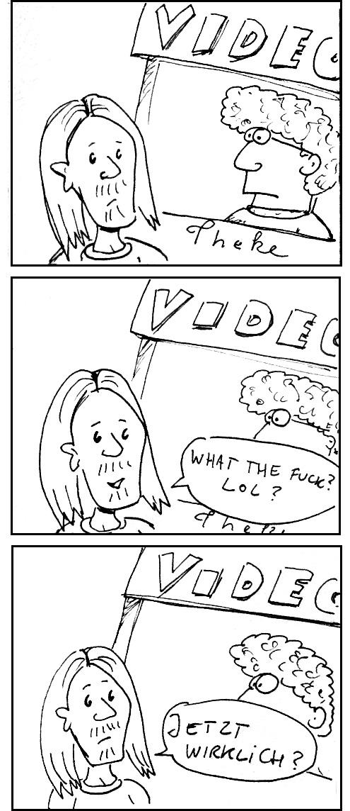 Dirk Comic 2