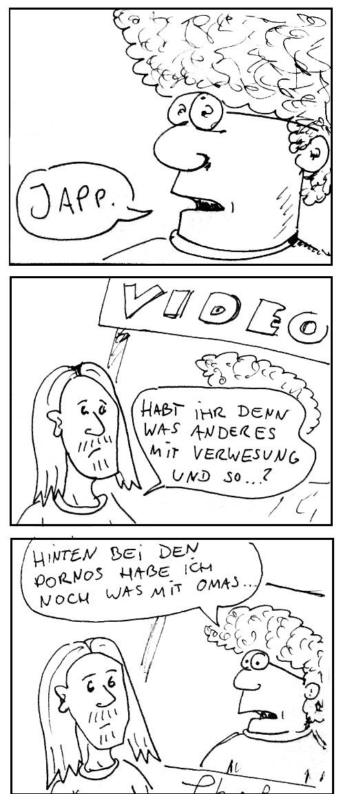 Dirk Comic 3
