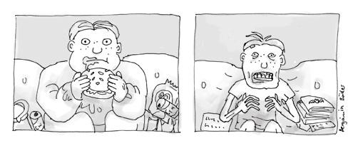 Zombie-Diät